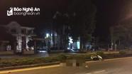 Nghệ An: Nghi vấn xảy ra va chạm giao thông khiến 2 người tử vong