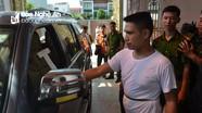 Cận cảnh thực nghiệm hiện trường 3 thanh niên đập kính ô tô trộm tài sản ở Nghệ An