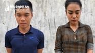 'Cất vó' vụ vợ chồng điều hành đường dây đánh bạc chục tỷ ở Nghệ An
