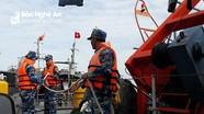 Tàu cá gặp nạn, 14 ngư dân Nghệ An cần cứu nạn khẩn cấp