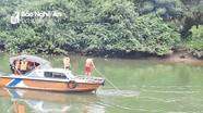 Cùng gia đình về quê ăn Tết, bé trai 10 tuổi nghi đuối nước trên sông Hoàng Mai