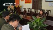 Người phụ nữ ở Nghệ An phao tin sai sự thật về dịch Corona để bán thực phẩm chức năng