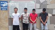 Nhóm thanh niên 'siêng ăn nhác làm', lập băng nhóm trộm 'không trừ một thứ gì'