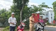 Từ Bình Định, Thanh Hóa đến Nghệ An nhận lại xe máy mất trộm