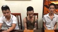 Bị tóm khi mang súng đạn từ Hà Nội vào Nghệ An