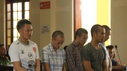 Tòa Nghệ An tuyên 3 án tử hình trong đường dây buôn ma túy của nhóm đối tượng ngoại quốc