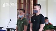 'Cõng' cả yến ma túy đi bán, 2 gã trai bản hầu tòa, ông trùm tháo chạy