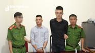 Bắt nam sinh viên quê huyện lúa ở Nghệ An 'móc nối' đàn anh buôn 2.000 viên thuốc lắc