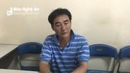 Cảnh sát Nghệ An bắt đối tượng bị truy nã sau 28 năm lẩn trốn