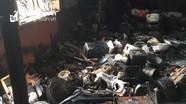 Cửa hàng Thái Lan tại thành phố Vinh bốc cháy giữa trưa