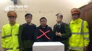 Ông trùm đường dây ma túy từ Nghệ An đi các tỉnh phía Bắc bị bắt