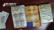 Chặt đứt 'vòi bạch tuộc' ma túy từ huyện miền núi về vùng biển Nghệ An tiêu thụ
