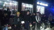 Xử lý nhóm thanh thiếu niên đi xe lạng lách 'đánh võng' ở Nghĩa Đàn