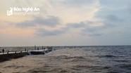 Nam sinh lớp 8 ở Nghệ An mất tích khi đi chơi ở biển