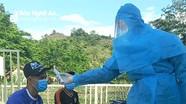 2 người đàn ông nhập cảnh trái phép từ Lào