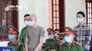 Tòa Nghệ An tuyên tử hình 3 đối tượng 'giao dịch' 4 cân ma túy sau nhiều tiền án
