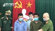 2 thanh niên liều lĩnh 'ôm' 6 kg ma túy đá vượt biên giới vào Việt Nam
