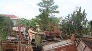 Yên Thành: Thu giữ gần 40 xe công nông tự chế