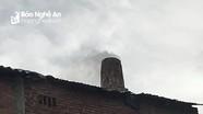 Nghệ An còn 7 lò gạch thủ công đang gây ô nhiễm