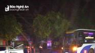 Nghệ An: Xử phạt 12 xe khách giường nằm chạy trái tuyến, không chấp hành vào bến