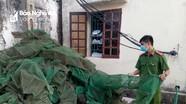 Diễn Châu: Thu giữ hơn 300 rọ lưới bát quái, 5 kích điện 'tận diệt' thủy sản ở xã Diễn Đồng