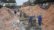 Nghệ An: Đề xuất phân bổ hơn 442 tỷ đồng ngân sách Trung ương xây dựng NTM