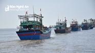 Ngư dân tiếp tục đánh bắt trên vùng biển Việt Nam