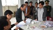 Thứ trưởng Bộ Nông nghiệp kiểm tra hoạt động tại Cảng cá Lạch Quèn