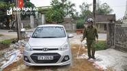 Phát hiện thêm ổ dịch tả lợn châu Phi ở xã Quỳnh Mỹ, huyện Quỳnh Lưu
