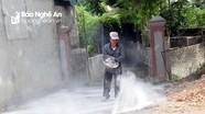 Khẩn trương xử lý, kiểm soát 3 ổ dịch tả lợn châu Phi mới phát sinh ở Đô Lương, Kỳ Sơn