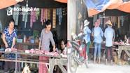Phê bình cấp ủy, chính quyền các xã ở Yên Thành lơ là, chủ quan với dịch tả lợn châu Phi
