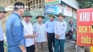 Chủ tịch UBND tỉnh Thái Thanh Quý: Tập trung cao độ hơn cho phòng chống dịch tả lợn châu Phi