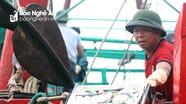 Một xã ven biển Nghệ An thu 75 tỷ đồng/tháng từ đánh bắt hải sản