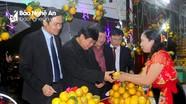'Con đường cam Vinh' trong lễ hội chào đón năm mới 2020 ở Nghệ An