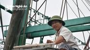 Về bờ nghỉ Tết Độc lập, nhiều tàu cá Nghệ An trúng đậm hải sản