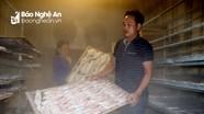 Nghệ An: Ứ đọng hàng nghìn tấn hải sản trong kho đông lạnh do không xuất khẩu được