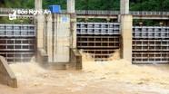 Nhà máy Thủy điện Bản Ang (Nghệ An) sẽ xả lũ