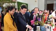 Chủ tịch UBND tỉnh Nguyễn Đức Trung: Kinh tế tập thể cần xác định rõ mục tiêu, nhiệm vụ để tạo bước đột phá