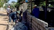 Tân Kỳ: Người dân tự nguyện hiến hàng chục nghìn m2 đất mở rộng đường
