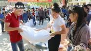 Cấp gần 11.000 tấn gạo hỗ trợ vùng đặc biệt khó khăn và khắc phục thiên tai