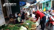Cận Tết rau xanh khan hàng, tăng giá mạnh