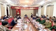 Ban Nội chính Tỉnh ủy Nghệ An: Đổi mới, sáng tạo, thực hiện hiệu quả nhiệm vụ công tác