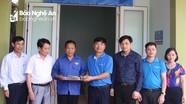 Bảo Việt Nghệ An trao nhà 'Đại đoàn kết' cho hộ nghèo ở Yên Thành