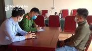 Nam thanh niên Nghệ An không đeo khẩu trang, lên mạng xã hội thách thức
