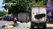 Va chạm với xe tải, người đàn ông điều khiển xe máy tử vong tại chỗ