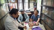 Hội đồng hương Nghệ An tại Hà Nội thăm nhà văn Sơn Tùng