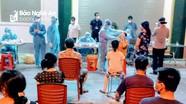 Sự hy sinh thầm lặng, cao cả của những 'chiến binh' ở CDC Nghệ An