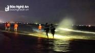 Nghệ An: Hai anh em ruột bị đuối nước khi tắm biển