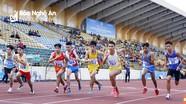 600 vận động viên dự Giải Vô địch Điền kinh trẻ quốc gia tại Nghệ An