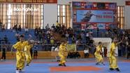 Gần 300 võ sinh tham gia Giải vô địch Võ cổ truyền